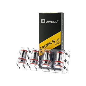 UWELL Crown 3 Coils 4er Pack